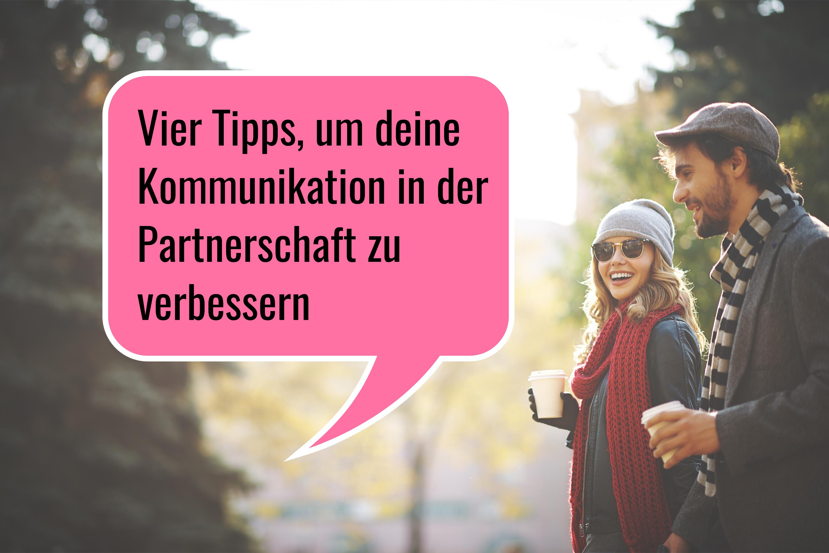 Kommunikation in Partnerschaft verbessern